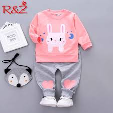 R&Z 2019 <b>Spring and Autumn New</b> Korean Children's Wear Pocket ...