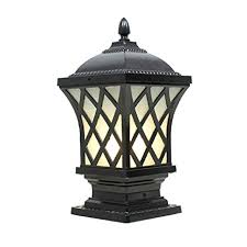 Magosca Waterproof Post Lights Path Lights Column Lamp ...