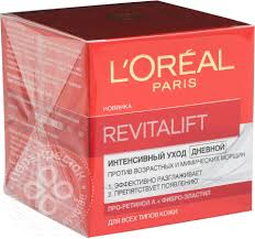 <b>Крем Loreal Revitalift</b> лифтинг-уход <b>дневной</b> 50мл - купить с ...