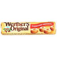 «<b>Конфеты Werthers Original Карамель</b> сливочная 50г ...