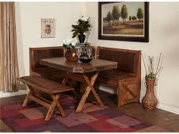 Dining Room Tables With Bench Nook Table For Small Dining Room Dinette Tables Nook Dining Brown