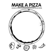 Small Picture Coloring Page Pizza Pizza Party Coloring Page nebulosabarcom