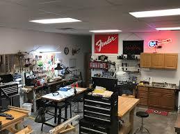 hatfield guitar and repair llc guitar repair and fretted our new and improved repair build shop