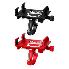 <b>Aluminum Alloy Bicycle Phone</b> Holder Stand Bike Motorcycle ...