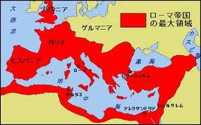 「古代ローマ地図」の画像検索結果