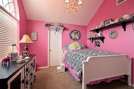 roompink black white room decor beautiful
