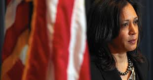 Kamala Harris has <b>always</b> been campaigning for <b>her</b> next job - Los ...