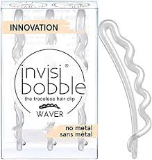 <b>Invisibobble Waver Crystal Clear</b>, 1 Count: Amazon.ca: Beauty