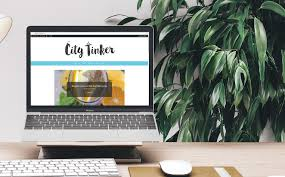 create your own blog design board template included city if you are an aspiring blogger and have a bit of trouble organizing yourself if you love visuals and planning then a blog design board will definitely