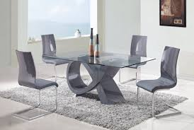 Contemporary Dining Room Furniture Sets Brilliant Contemporary Dining Sets Complete Your Elegant Kitchen