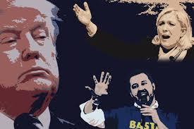 Risultati immagini per i populisti contro la globalizzazione