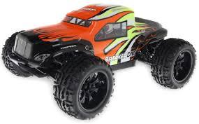 <b>Радиоуправляемый внедорожник HSP Monster</b> Sand Rail Truck ...
