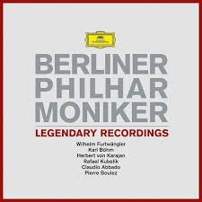 Berliner Philharmoniker. Legendary Recordings (3 LP) — купить в ...