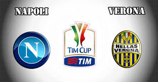 Image result for logo Napoli vs Hellas Verona