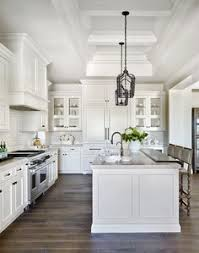 Small Picture Love the contrast of white and dark wood floors By Simmons Estate