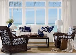coastal living room seaside