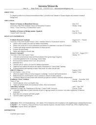 good resume words