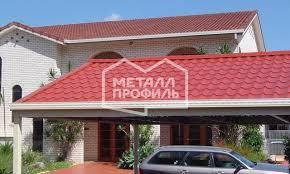 Металлочерепица Металл Профиль: виды и характеристики ...