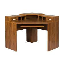 american furniture classics 22110 office adaptations corner desk with monitor platform autumn furniture