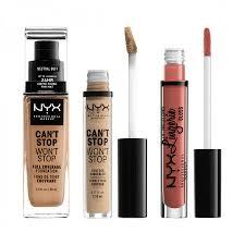 Jual semua produk <b>NYX Professional Makeup</b> di Sociolla