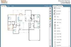 House Plan Drawing Software  design a kitchen floor plan for      Design Your Own Floor Plans Free