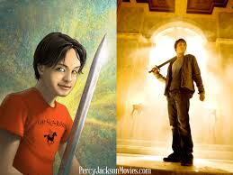 percy jackson characters vs movie actors percy jackson movies percy jackson and logan lerman percy jackson and the olympians the lightning thief
