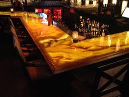 bar tops bar countertops and bar on pinterest bar top lighting