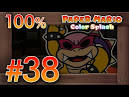 paper mario color splash all bosses no commentary terraria