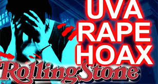 Image result for rolling stone uva scandal