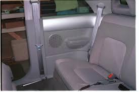 1998 2010 volkswagen beetle car audio profile 2001 Ultra Rear Speakers Wiring Harness vw beetle rear speaker location Aftermarket Car Speakers