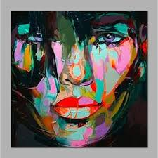 K.W: <b>Francoise</b> Nielly | Gemälde in 2019 | Oil <b>painting abstract</b> ...
