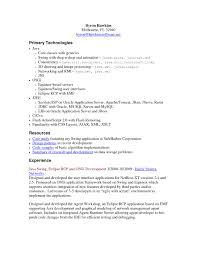 experienced java developer resume student resume template resume sample java resume samples java developer profile java