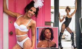 Transgender model Talulah-Eve Brown stuns in <b>fashion</b> shoot ...