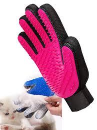 <b>Перчатка</b> для вычесывания шерсти у кошек, собак | Массажная ...