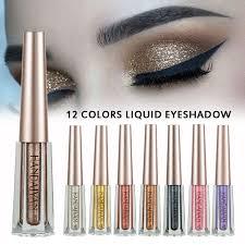 TBG <b>HANDAIYAN</b> Eyeshadow <b>12 Color</b> Diamond Pearl <b>Liquid</b> ₱88