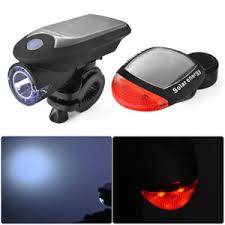 <b>Solar Powered Bicycle</b> Lights & Reflectors for sale | Shop with ...