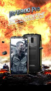 <b>Blackview BV6800 Pro</b> Rugged Phone