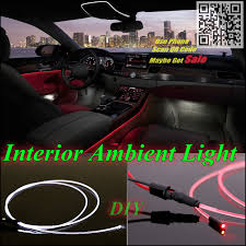 for peugeot 207 cc car interior ambient light panel illumination for car inside tuning cool ambient interior lighting