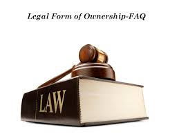 legal form of ownership faq by arpit khetan legal form of ownership faq