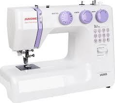 Швейная машина <b>Janome VS56S белый</b>