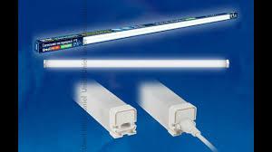 Обзор накладных светильников <b>Uniel</b> ULO-BL60-9W/NW/K и ULO ...