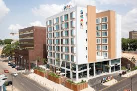 <b>Seen</b> Hotel Abidjan Plateau (Кот-д'Ивуар Абиджан) - Booking.com