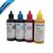 Colorsun 4x100 мл/бутылка универсальные <b>сублимационные</b> ...