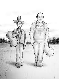 cover lesson main characters in of mice and men cas the walk of mice and men google search