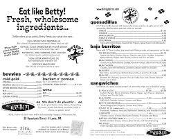<b>Betty's</b> Pizza Shack - Pizzeria located in Lenox, MA