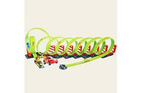 Детский <b>пусковой трек Track</b> Racing длина трека 650 см - 68807 ...