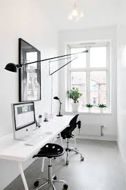 1000 ideas about small workspace on pinterest desks micke desk and offices black and white office design