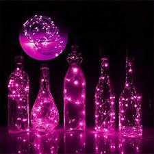 ZHUOTOP 1M 10 LED Wine Bottle Cork Shaped ... - Amazon.com