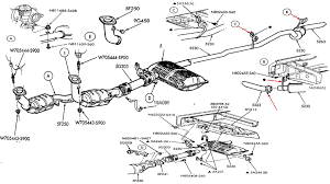 1999 ford f250 radio wiring diagram 1999 discover your wiring ford windstar exhaust system diagram fa5b1603d5312378