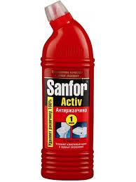<b>Sanfor Чистящее средство</b> Актив Антиржавчина 750мл | Хозяйка